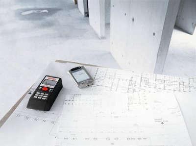 Лазерный дальномер Bosch DLE 150 Connect 0601098503