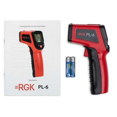 Пирометр RGK PL-6 776196