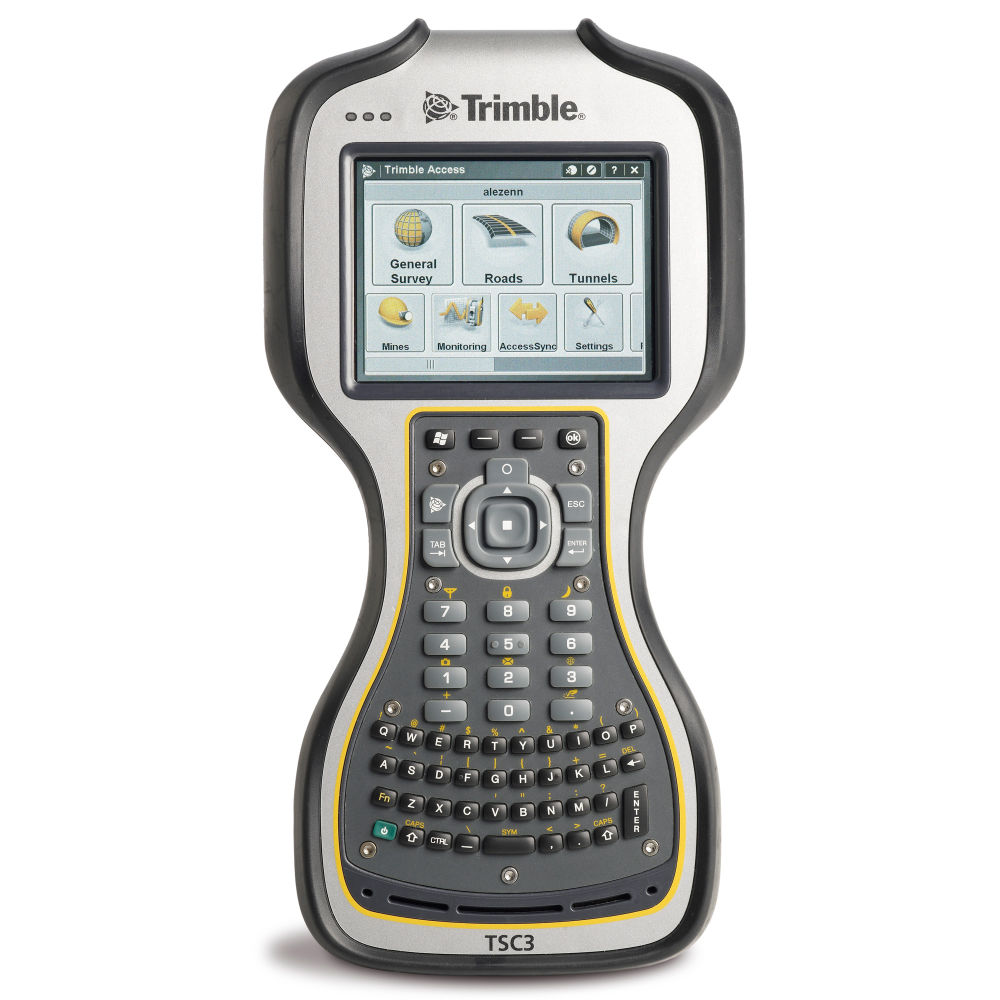 Контроллер Trimble TSC3, Trimble Access, QWERTY keypad  TSC3-01-1022
