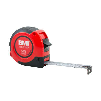 Рулетка BMI twoCOMP 5m Magnetic