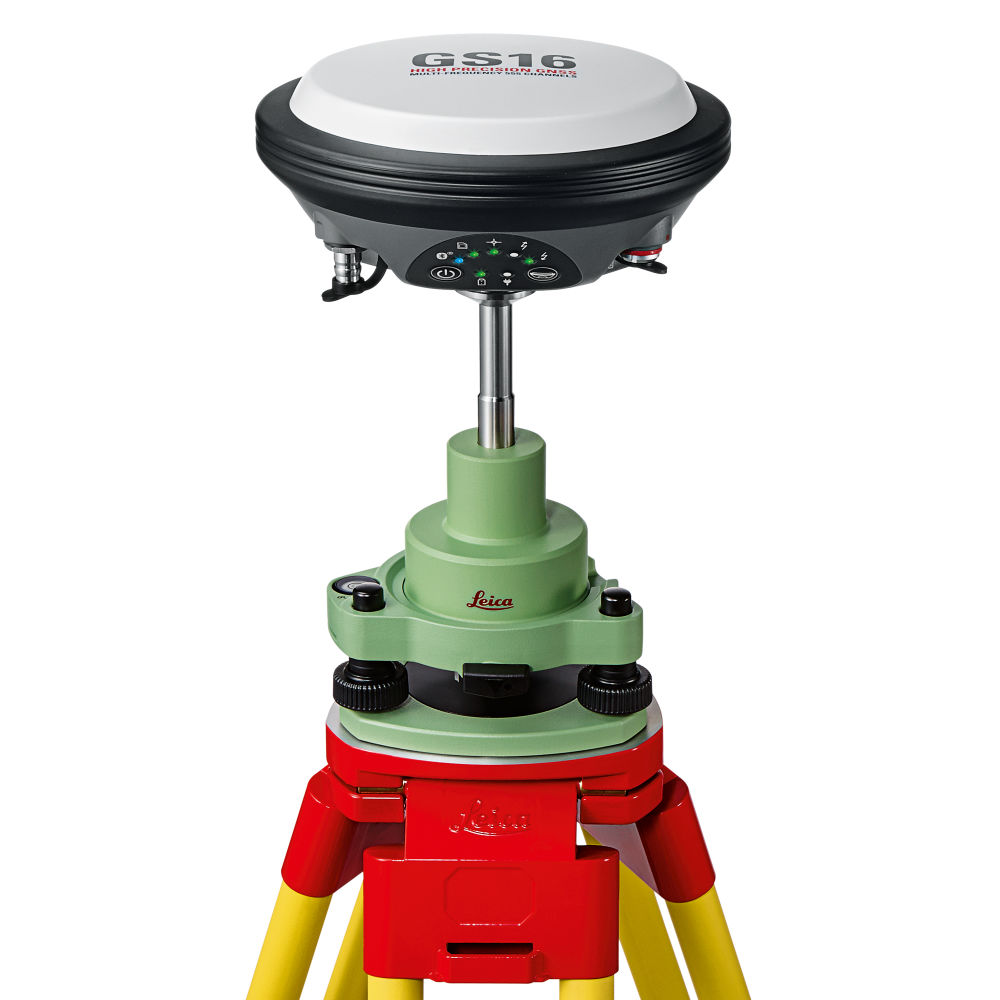 Комплект RTK-базы Leica GS16 GSM, без BeiDou и Galileo GS16 GSM, Base