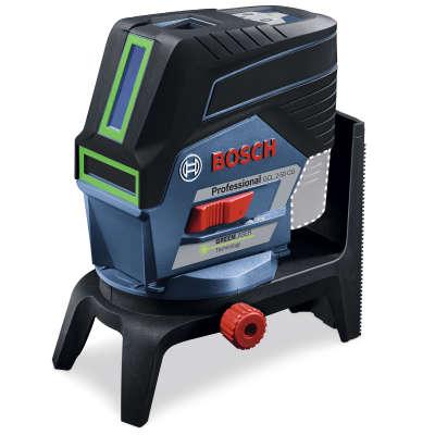 Лазерный уровень Bosch GCL 2-50 CG + RM2+ BM3+ 12V+ Lboxx 0601066H00