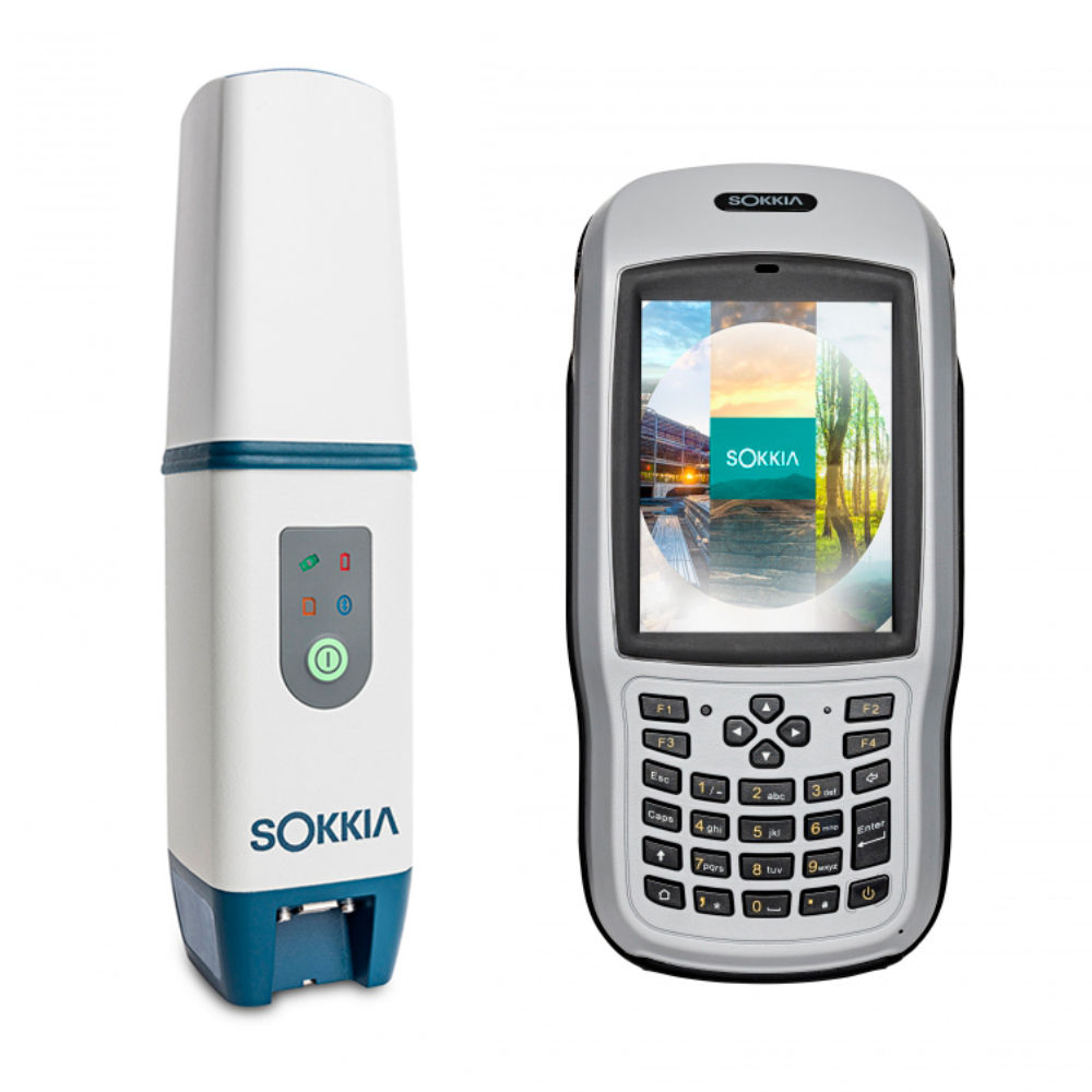 Комплект GNSS-приемника Sokkia GCX3 + T-18 GCX3 + T-18
