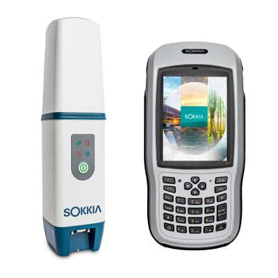 Комплект GNSS-приемника Sokkia GCX3 + T-18