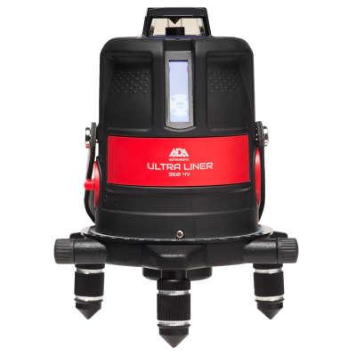 Лазерный уровень  ADA ULTRALiner 360 4V (А00469)