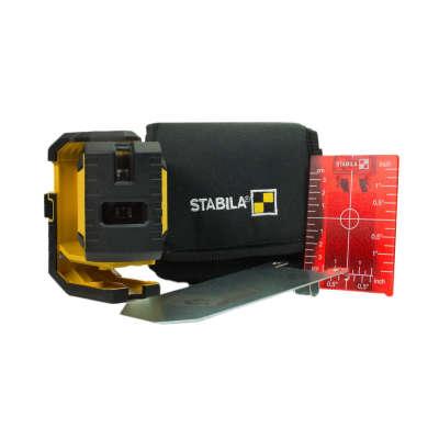 Лазерный уровень STABILA LAX300   18327