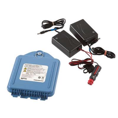 Аккумуляторы для генератора Radiodetection (220В + 12В)  + з/у