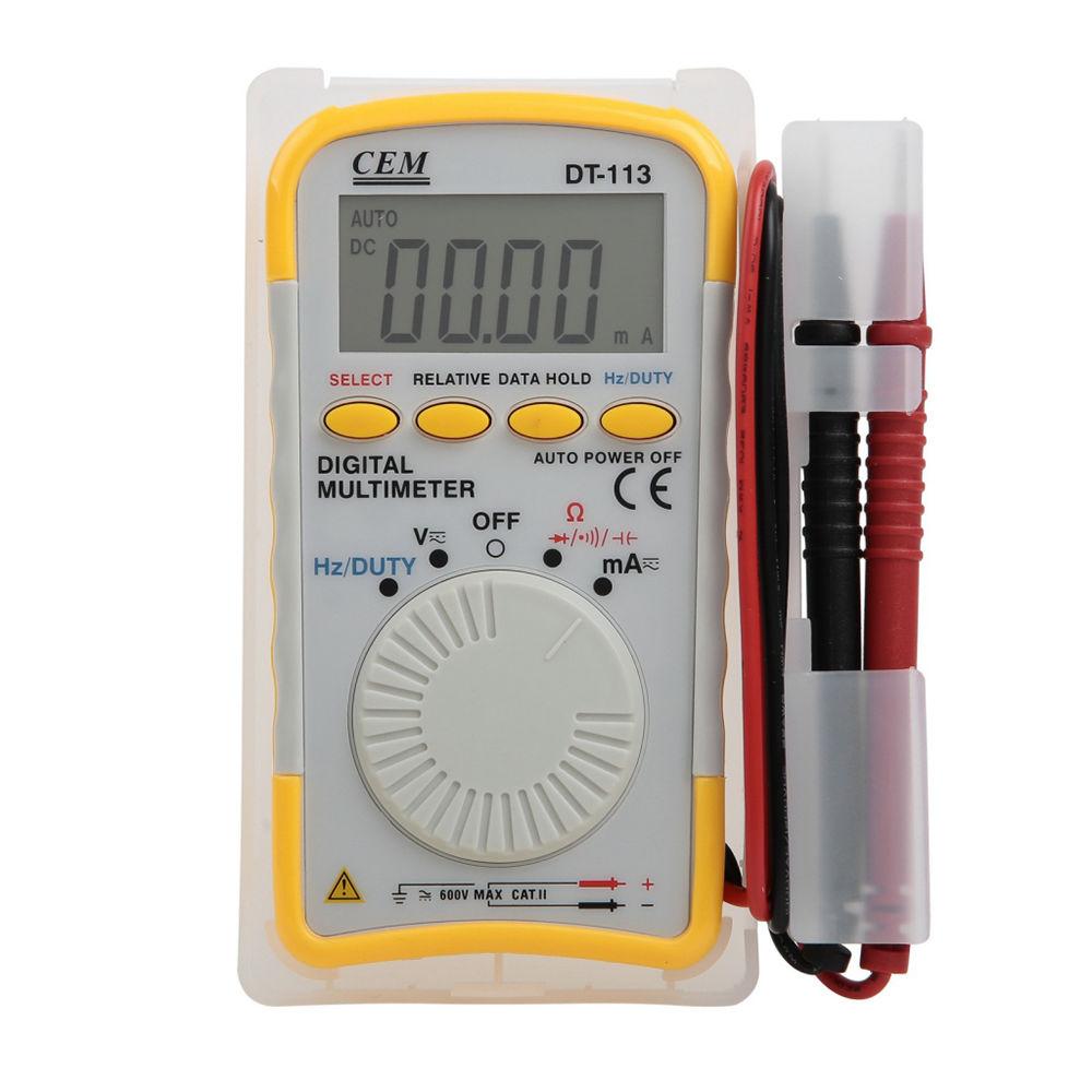 Мультиметр CEM DT-113 480175