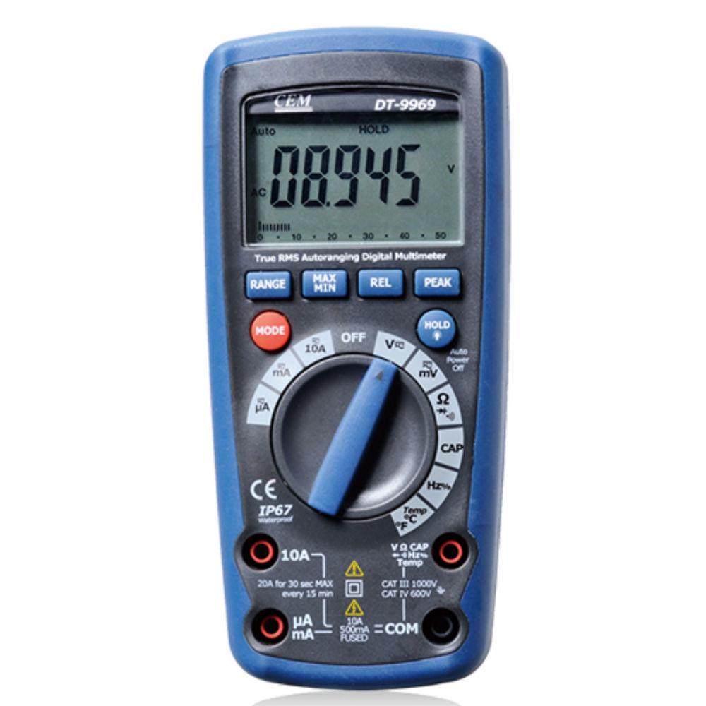 Мультиметр CEM DT-9969 481 851