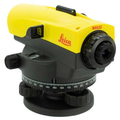 Оптический нивелир Leica NA532 с поверкой 840386