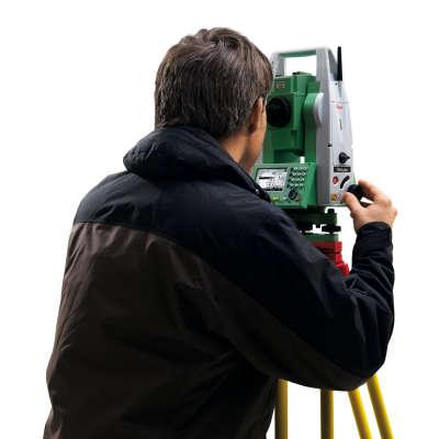 "Тахеометр Leica TS06plus R500 Arctic (7"") 833256"