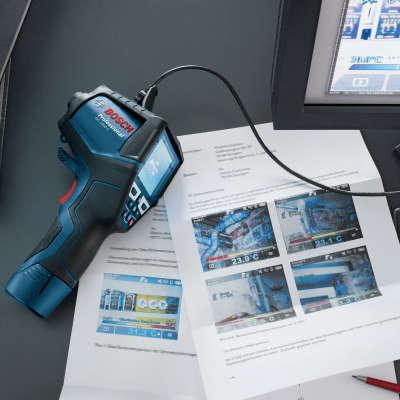 Пирометр Bosch GIS 1000 C + L-boxx 136 0601083301