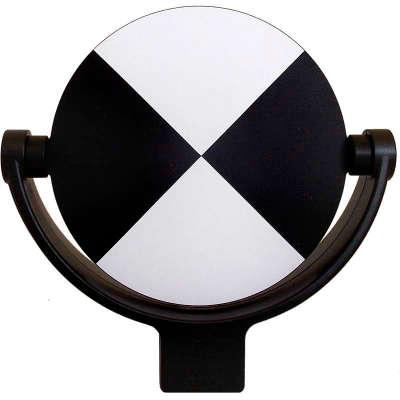 """Круглая черно-белая марка 4,5"""" Leica GZT21  822694"""