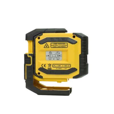 Лазерный уровень Stabila LAX300 + уровень 196-2 LED 18327