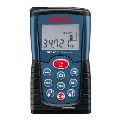 Лазерный дальномер Bosch DLE 40 Professional 0.601.016.300