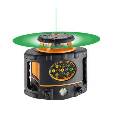 Ротационный нивелир Geo-Fennel FL 260 VA green   242500