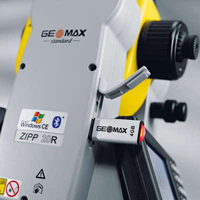 "Тахеометр GeoMax Zipp20 R4 (5"") 600650"