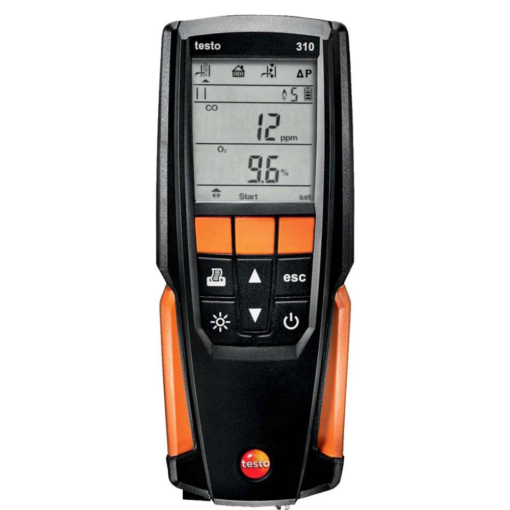 Газоанализатор Testo 310 с поверкой (принтером)  0563 3110П
