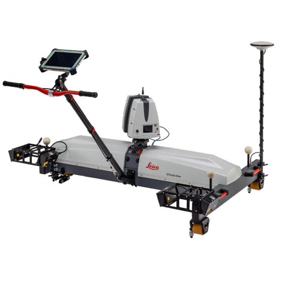 Мобильный 3D-сканер Leica SiTrack
