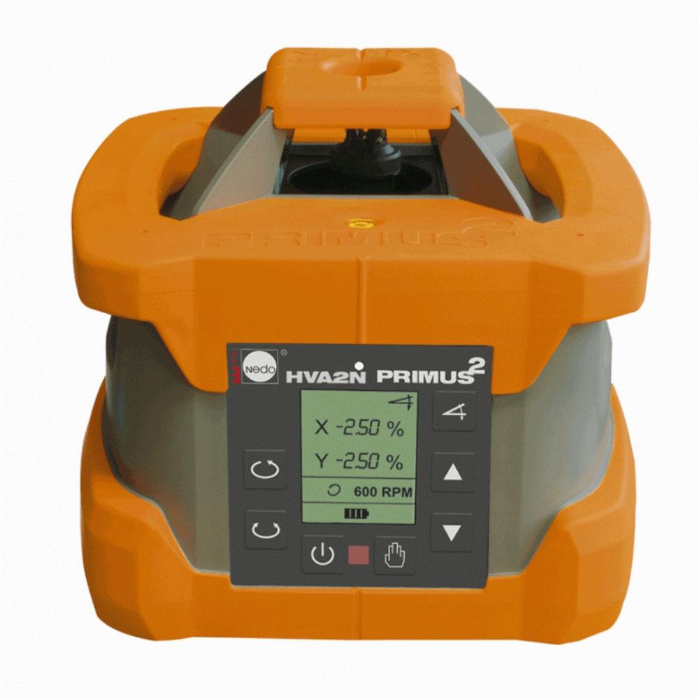 Ротационный лазерный нивелир Nedo Primus2 HVA2N 472061