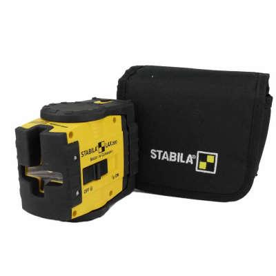 Лазерный уровень Stabila LAX200 17282
