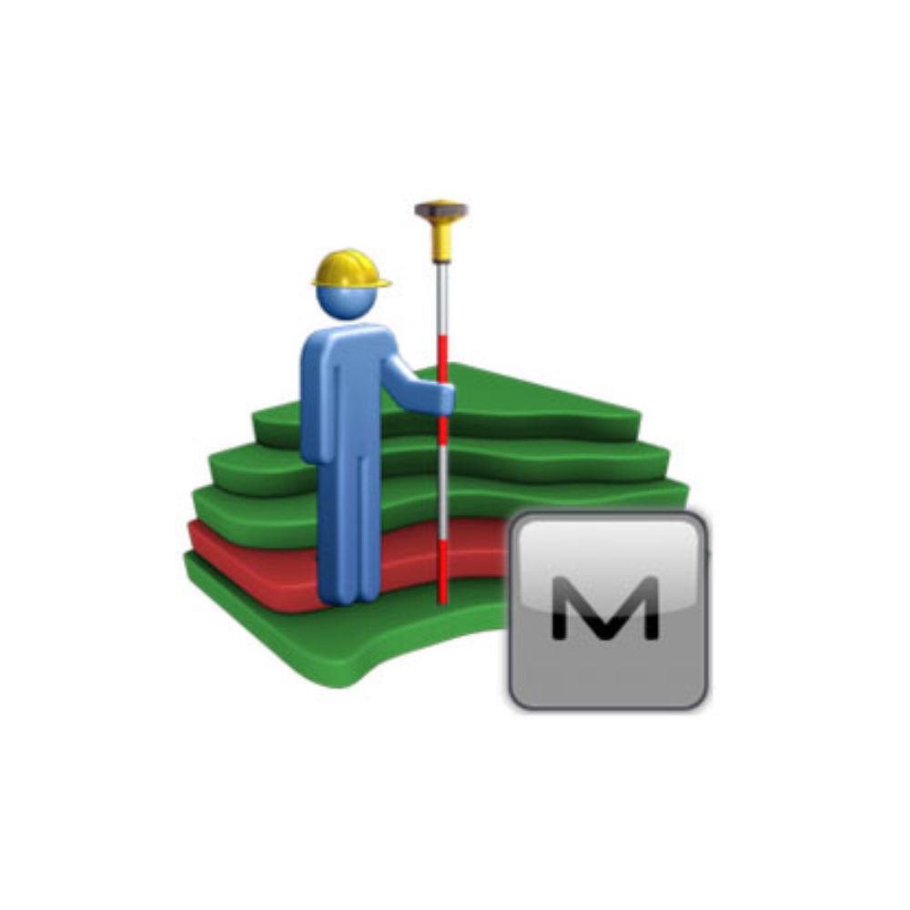 ПО Sokkia Magnet Field + GPS Magnet Field + GPS