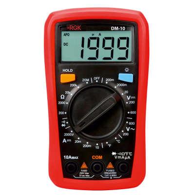 Мультиметр RGK DM-10 776554