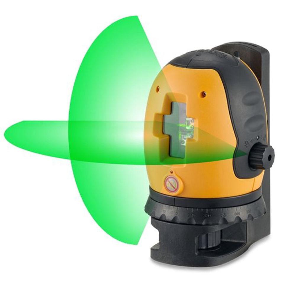 Лазерный уровень Geo-Fennel FLG 40 Green