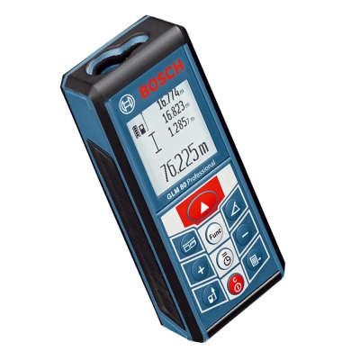 Лазерный дальномер Bosch GLM 80 Professional + шина R60 0601072301