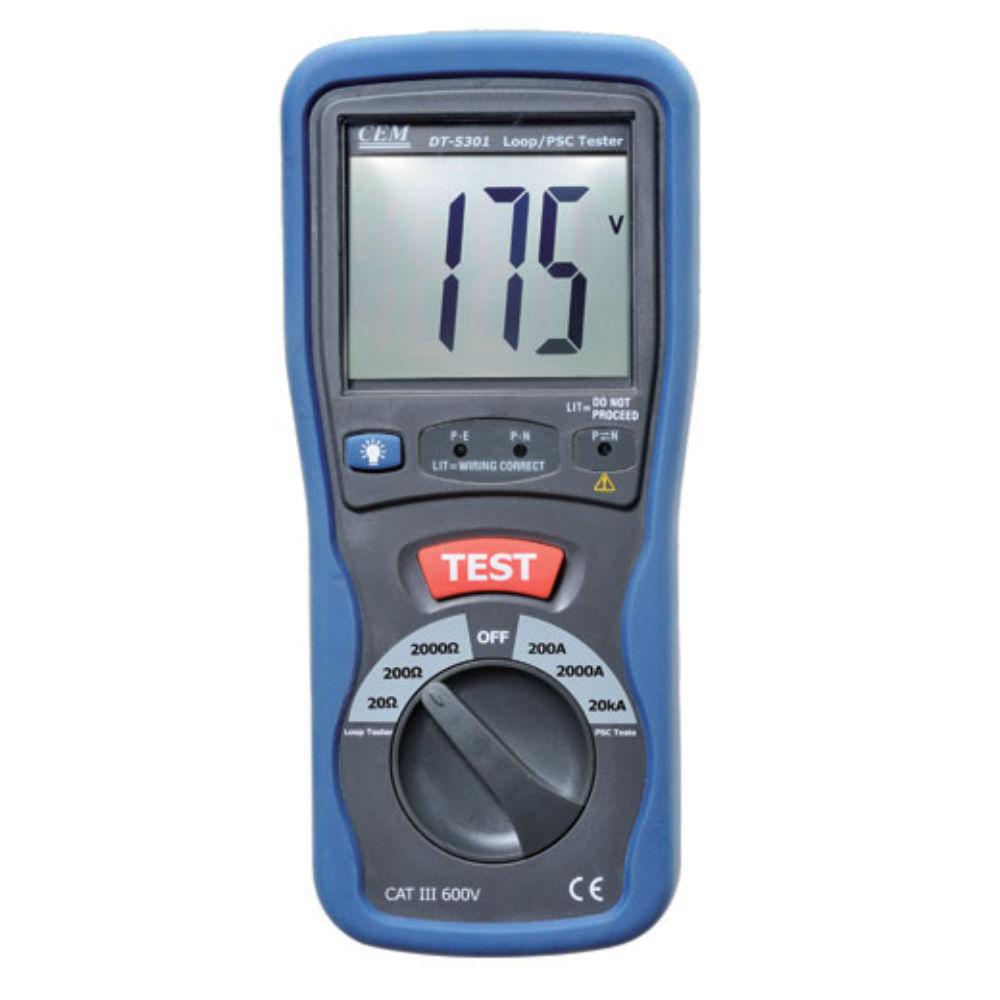 Измеритель сопротивления CEM DT-5301 481899