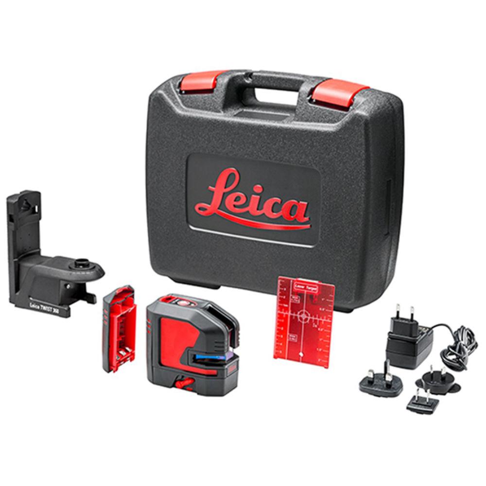 Лазерный уровень Leica Lino L2-1 в кейсе 864413