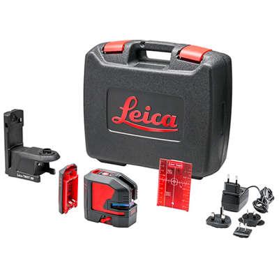 Лазерный уровень Leica Lino L2-1 в кейсе (864413)