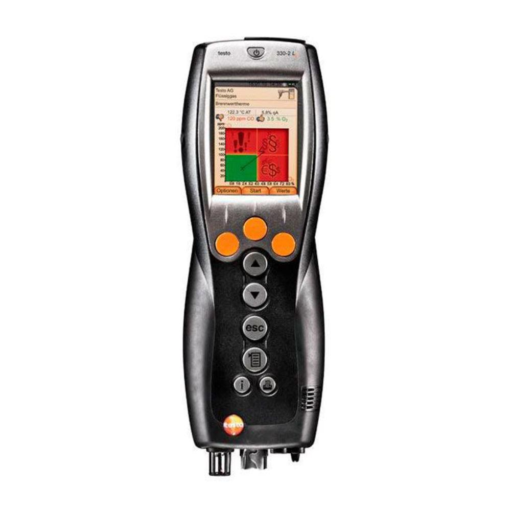 Газоанализатор Testo 330-2 LL комплект 0632 3307
