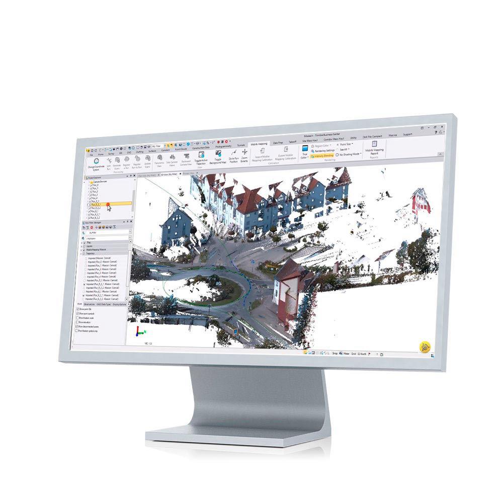 Дополнительный модуль Trimble Add Mobile Mapping 63657-00
