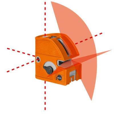 Лазерный уровень Nedo X-Liner 5.2 460872