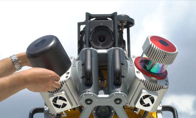 Мобильный 3D-сканер Trimble MX9, Single Head, AP40, Spherical+ T001552