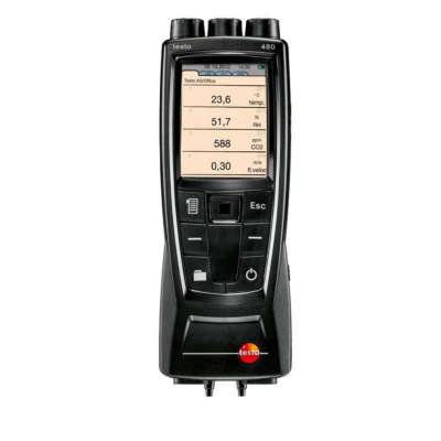 Анемометр Testo 480 (0563 4800)