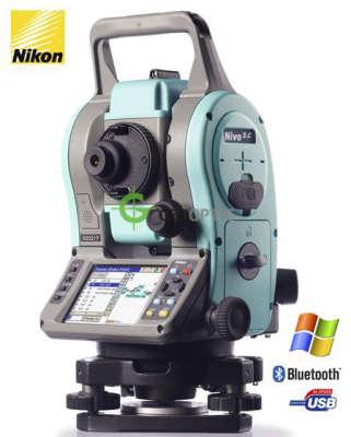 Тахеометр Nikon Nivo 3.C LP HNA30300-LP