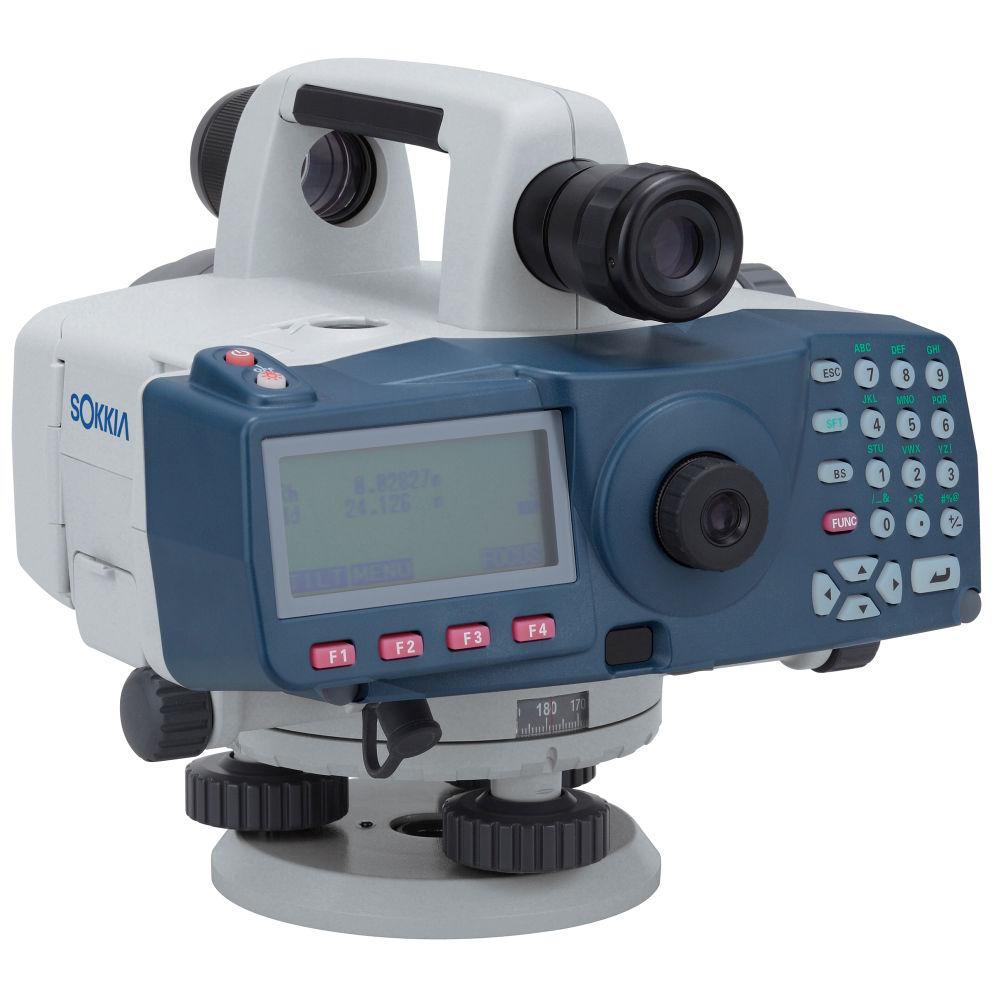 Цифровой нивелир Sokkia SDL1X Стандарт 1220200038