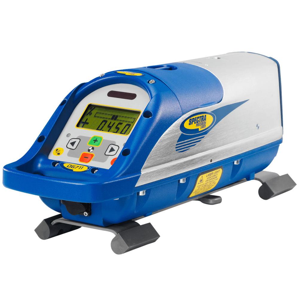 Трубный лазер Spectra Precision DG711
