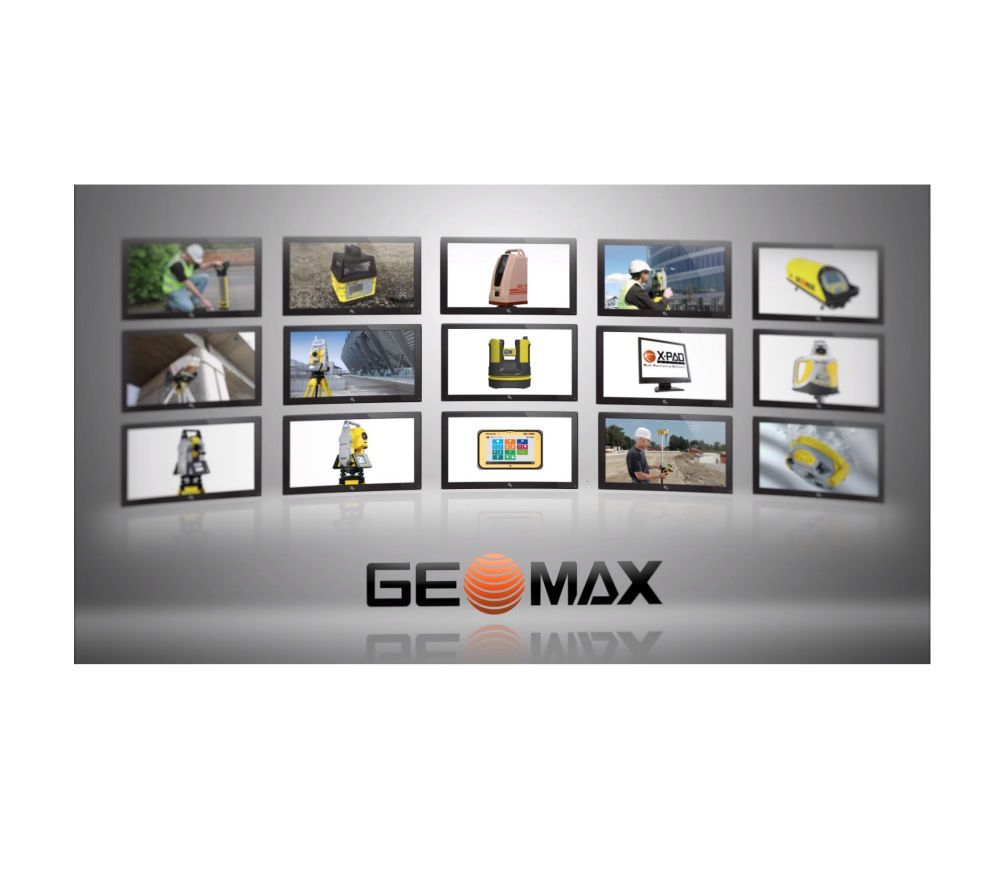 Комплект модернизации до GeoMax Zoom3D Robotic, Windows 6010711
