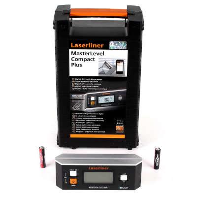 Электронный уровень Laserliner MasterLevel Compact Plus (BLE) (081.265A)