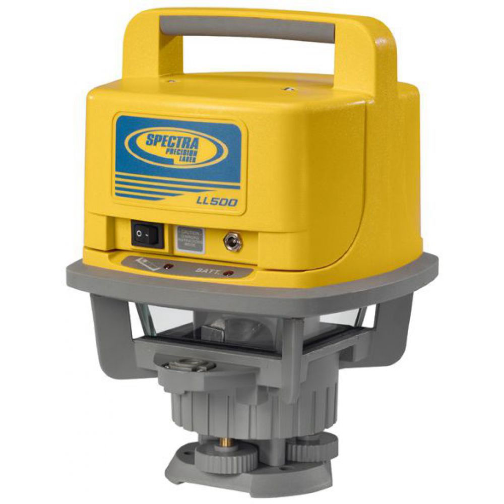 Ротационный нивелир Spectra Precision LL500-4EU LL500-4EU