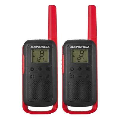 Рация Motorola Talkabout T62 RED