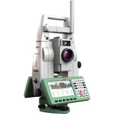 "Тахеометр Leica TS16 P R1000 1"" + контроллер CS20"