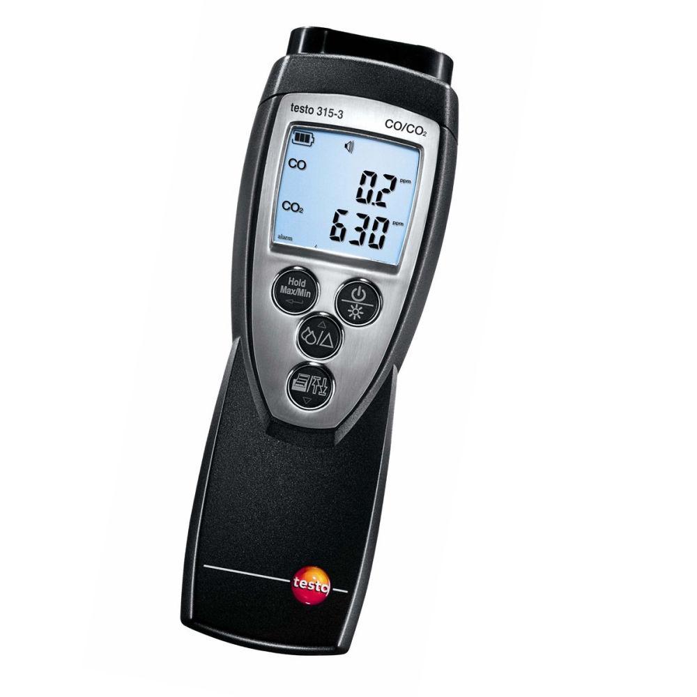Газоанализатор Testo 315-3 (с Bluetooth) с поверкой 0632 3154П