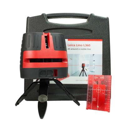 Лазерный уровень Leica Lino L360 790509