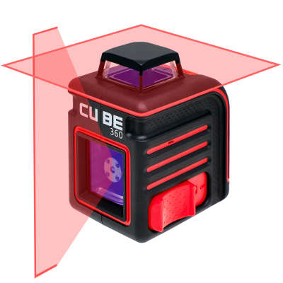 Лазерный уровень ADA Cube 360 Professional Edition (А00445)
