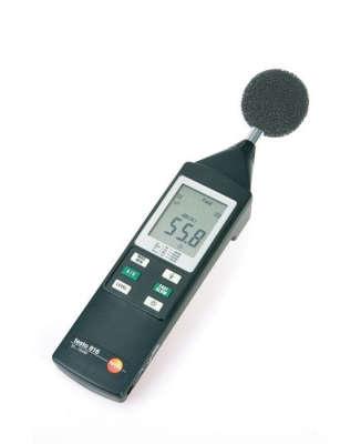 Измеритель уровня шума Testo 816 (0563 8165)