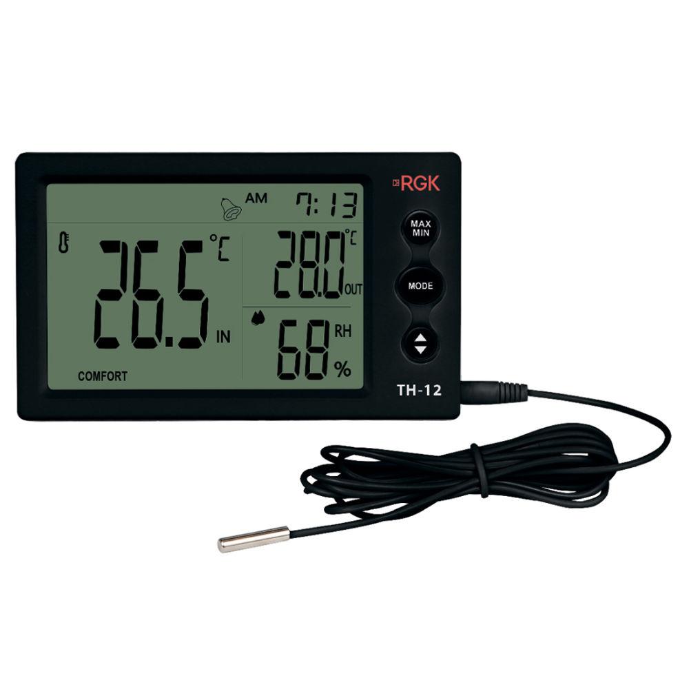 Термогигрометр RGK TH-12 776462